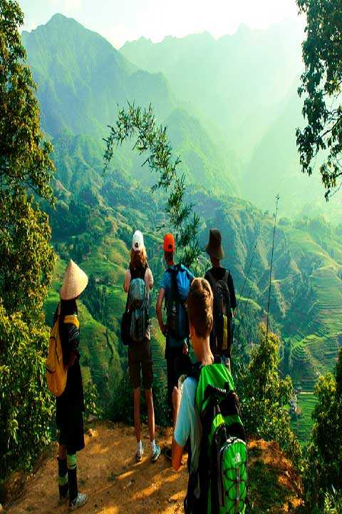 Sapa trekking and homastay with local