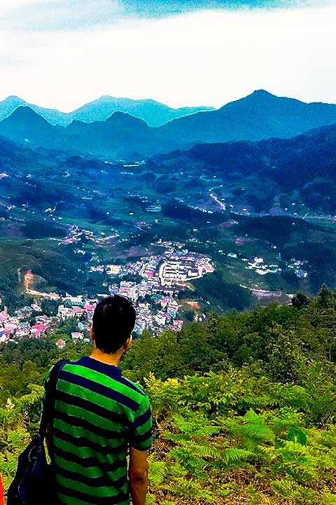 Sapa tour 2 days 1 night
