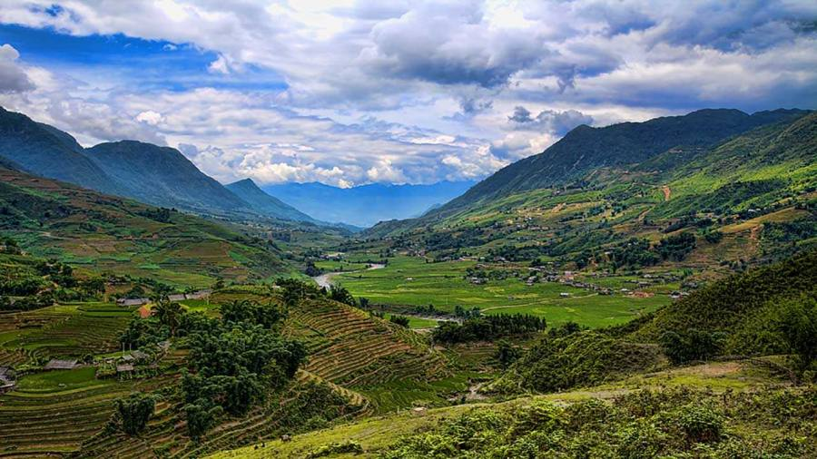 Muong Hoa valley Photo