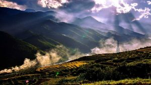 Unique experience in the marvellous rice fields of Sapa