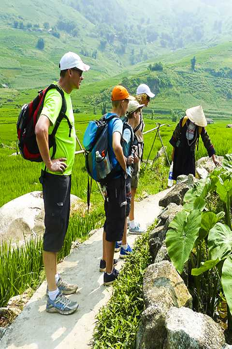 Sapa Trekking for Seniors